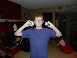 Rubik Cube Master!!!