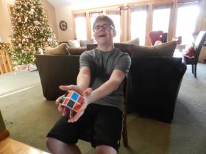 2 x 2 Rubik Cube