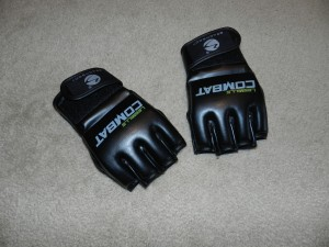 combat gloves - make you feel powerful!!!