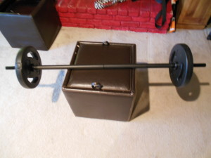 Body Pump Bar