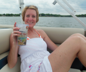 It's 5 O'Clock Somewhere!!! Margaritas on the boat!!