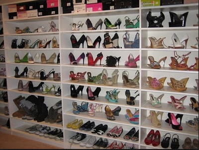 Not my closet - I wish, though!!!