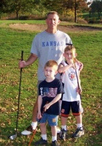 Look how little they are - Jordan is about 5 here