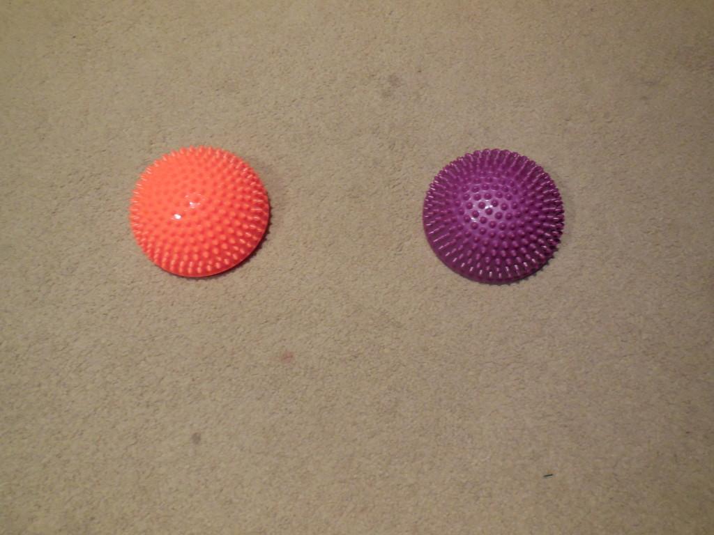 wobble balls