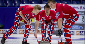 Norway team