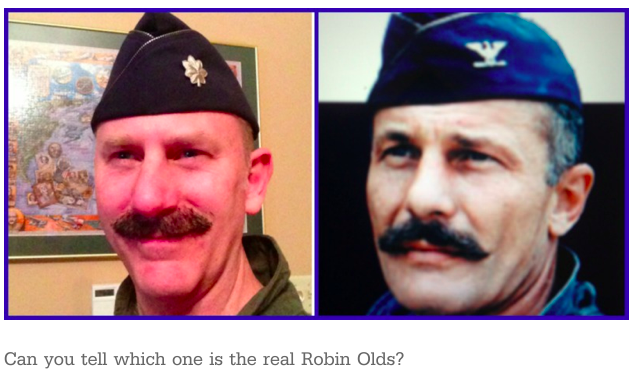 Chris/Robin Olds