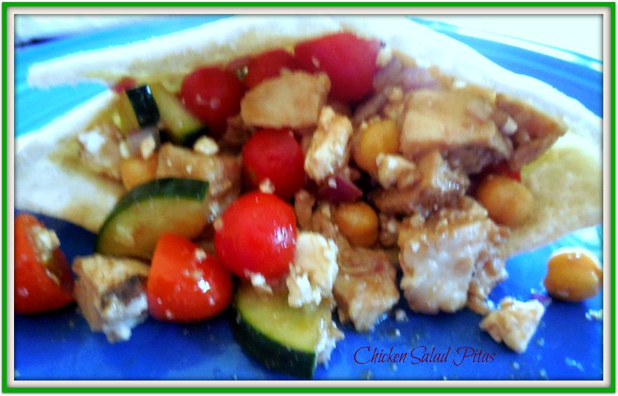 Chicken Salad Pita