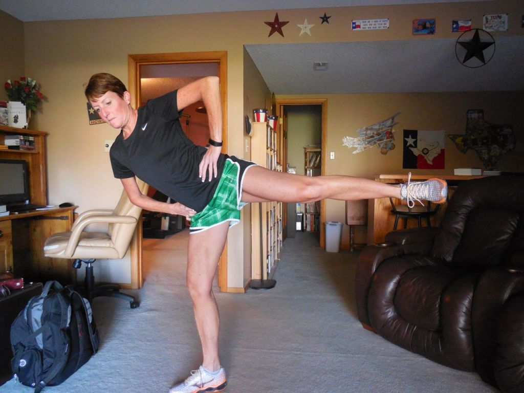 extend leg